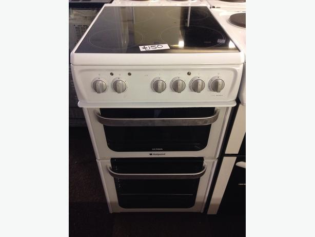 50CM FAN ASSISTED ELECTRIC COOKER CERAMIC TOP