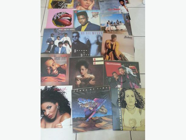 R&B RECORD COLLECTION(HUGE)
