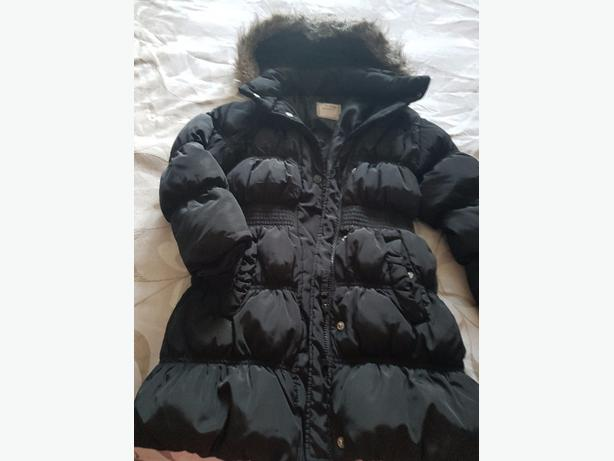 girls next winter coat 7/8