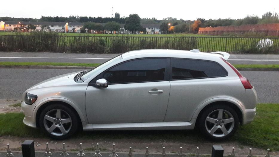 volvo c30 2 0 d sport 3dr manual bloxwich dudley. Black Bedroom Furniture Sets. Home Design Ideas