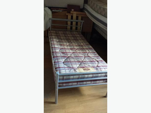 single mattress an frame