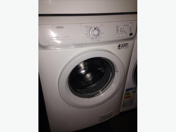 ZANUSSI 6KG 1600 SPIN WASHING MACHINE
