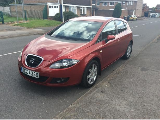 seat leon 1 9 tdi stylance 2007 walsall wolverhampton. Black Bedroom Furniture Sets. Home Design Ideas