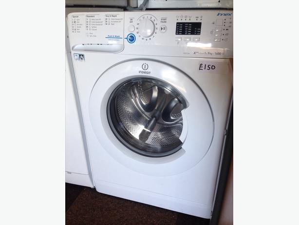 INDESIT 9KG WASHING MACHINE02