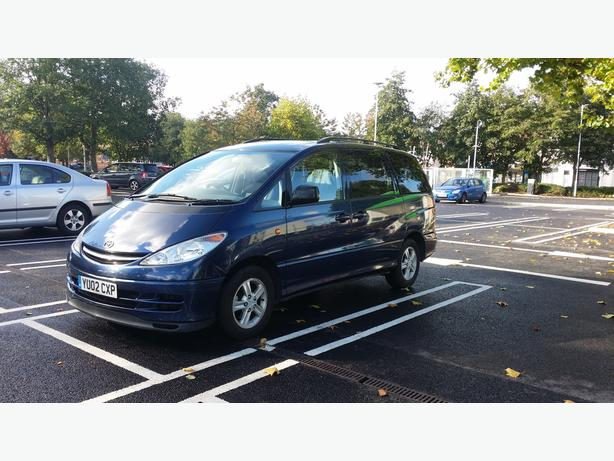 Toyota Previa D4-D, 7 seater, low mileage