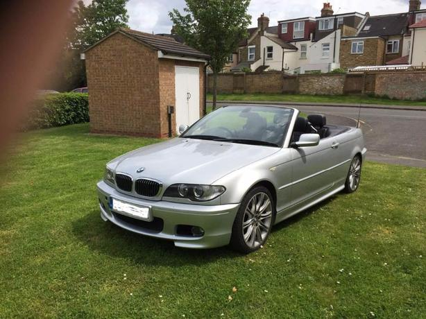 2001 bmw 325 ci convertible may px / swap