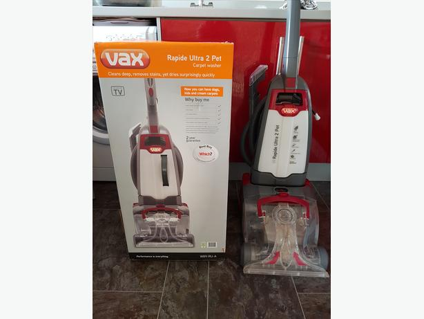 VAX Rapid Ultra 2 Pet Carpet Cleaner
