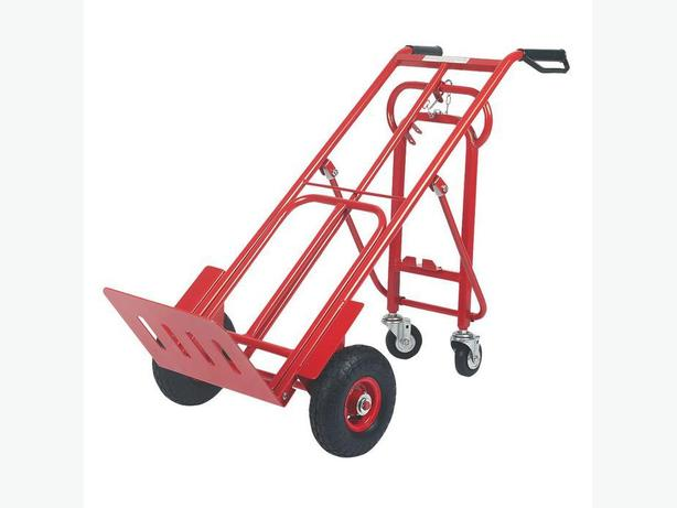 Hand Truck Heavy Duty 3-in-1 BRAND NEW 200kg RPP 79.99£