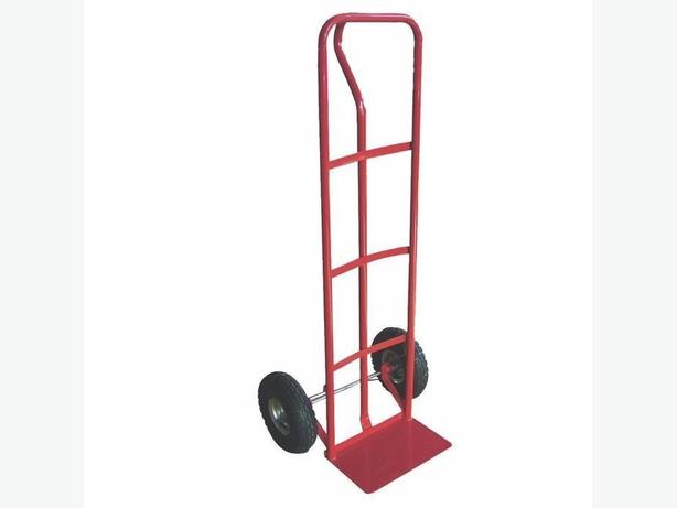 Sack Truck P Handle High Back 250kg