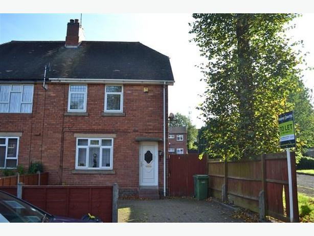 3 bed semi for rent - sedgley