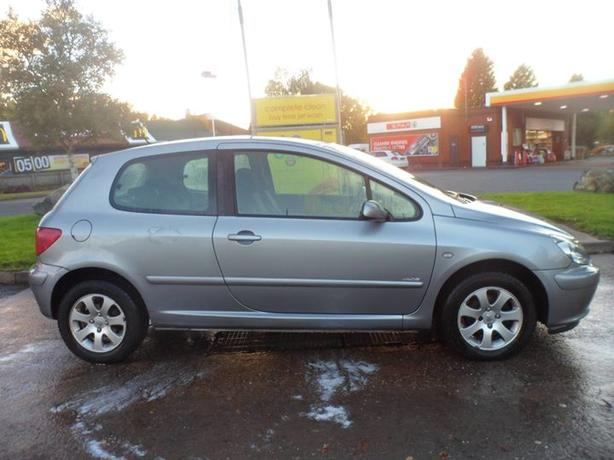 Peugeot 307 1.4 X-Line special edition 2005