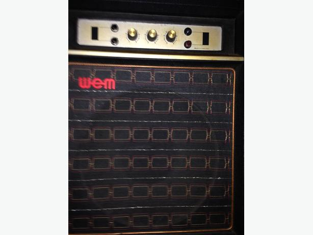 westminster amp