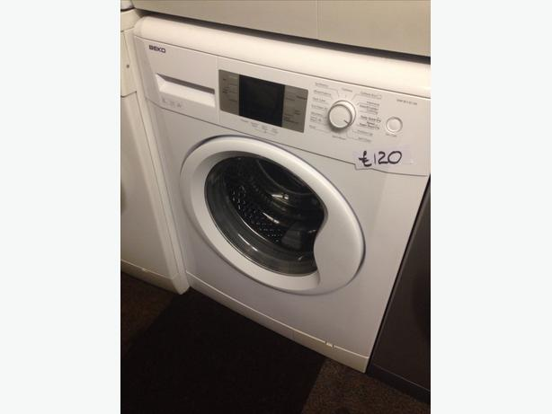 BEKO LCD 8KG WASHING MACHINE