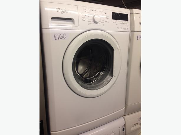 WHIRLPOOL 9KG WASHING MACHINE01