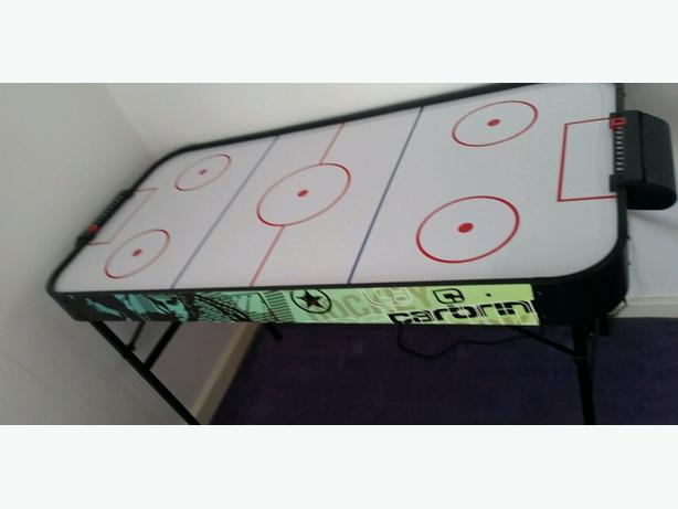 4ft Folding Metal Leg Air Hockey Table