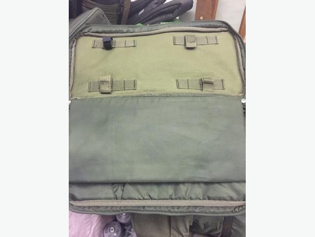 trakker 3 rod buzz bar pouch/storage bag