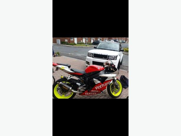R1 motorbike