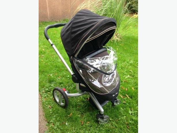 silvercross travel system pushchair pram