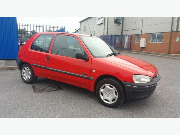 peugeot 106  moted march 2017