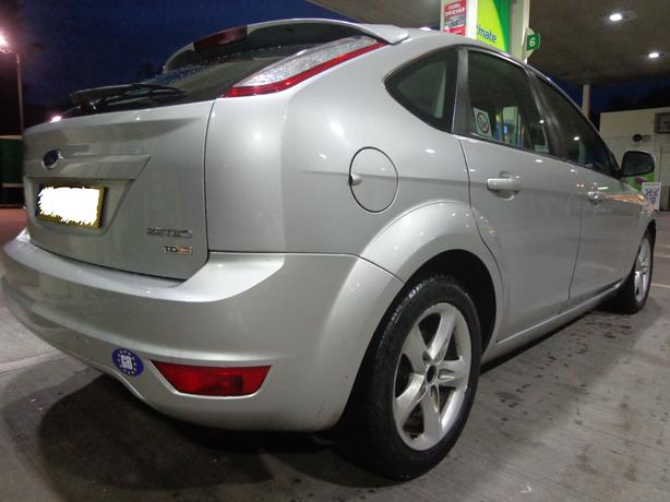 2009 1 owner top spec ford focus 1.6 diesel+long mot+only £30 tax DRIVEAWAY