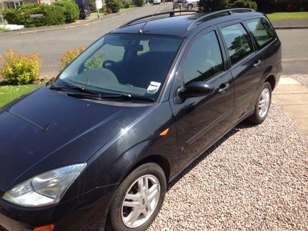 2004 FOCUS DIESEL ESTATE MOT MAY 2017