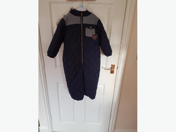 boys snowsuit from Next