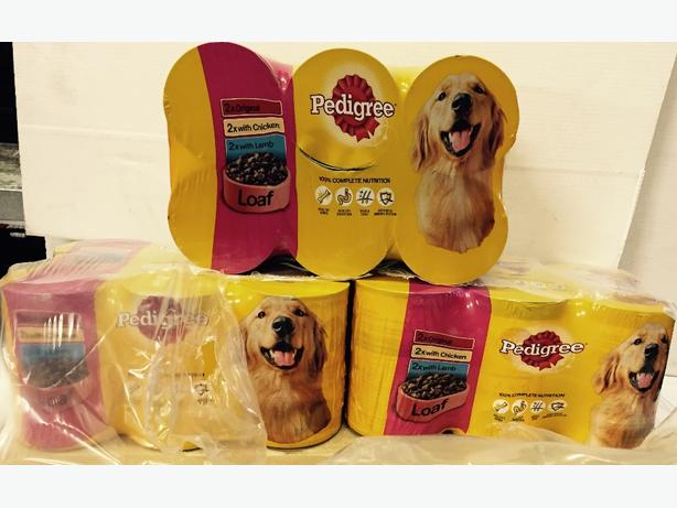 Pedigree Loaf x24 tins