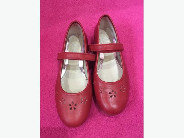 clarks 13.5F girls shoes