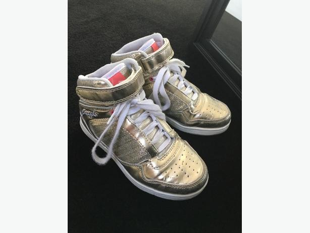 size 13 Pineapple hi tops