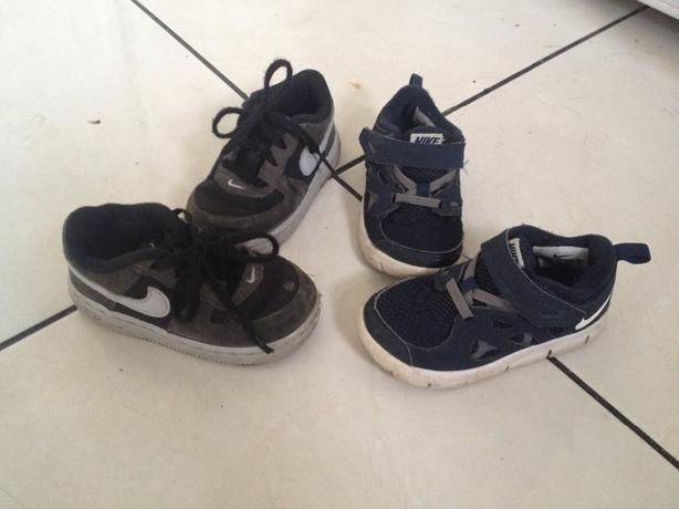 nike boy trainers