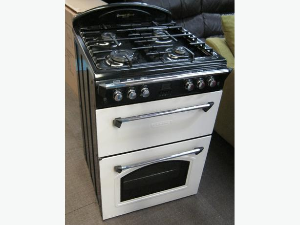 Leisure Gourmet 60cm Gas Cooker, FSD Gas Hobs, Light Cream, 6 Month Warranty