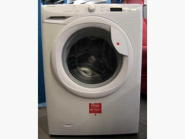 Hoover 7kg 1600 Spin Washing Machine, VGC, 6 Month Warranty