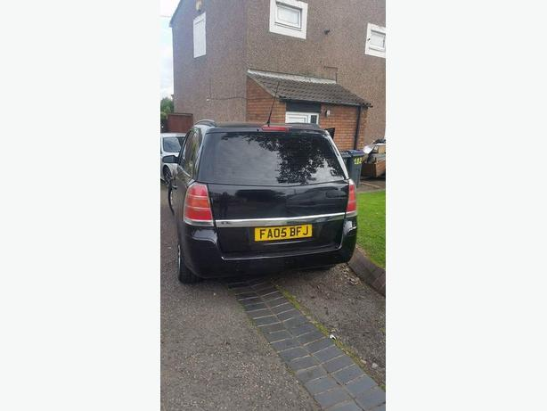 Vauxhall zafira need gone look