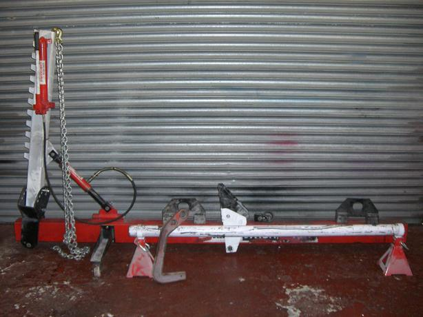 car body puller