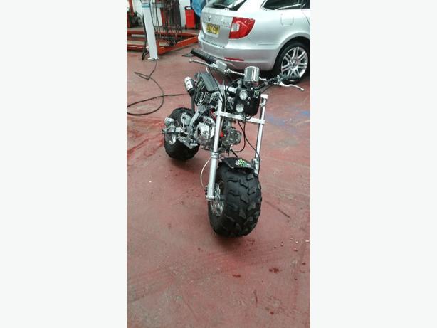 g cycle pit bike