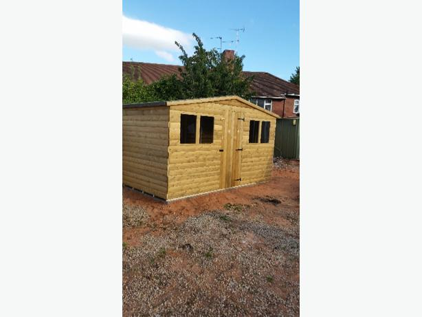quality sheds n fencing