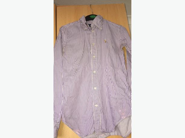 womens size 6 ralph lauren Shirt