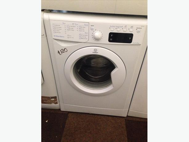 INDESIT 8KG WASHING MACHINE2