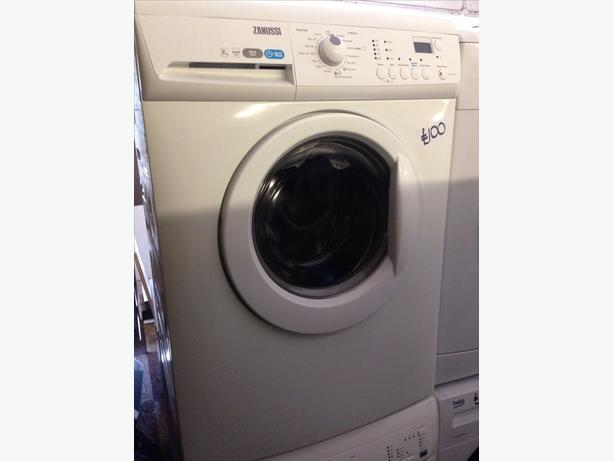 ZANUSSI 7KG WASHING MACHINE0