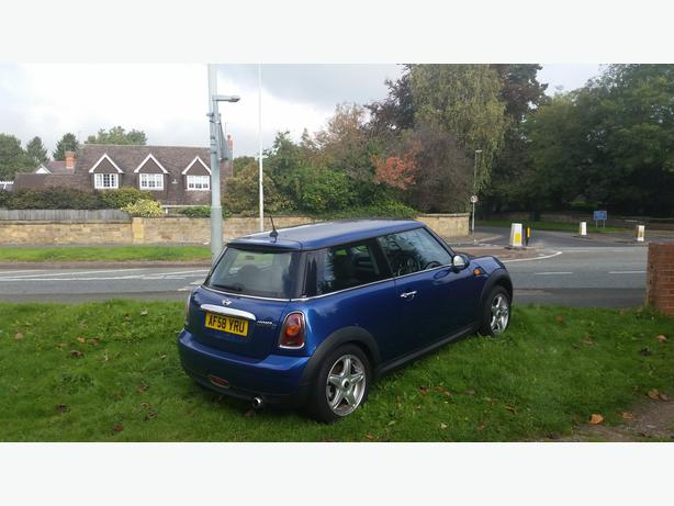 Mini 1.6d cooper - SORRY SOLD