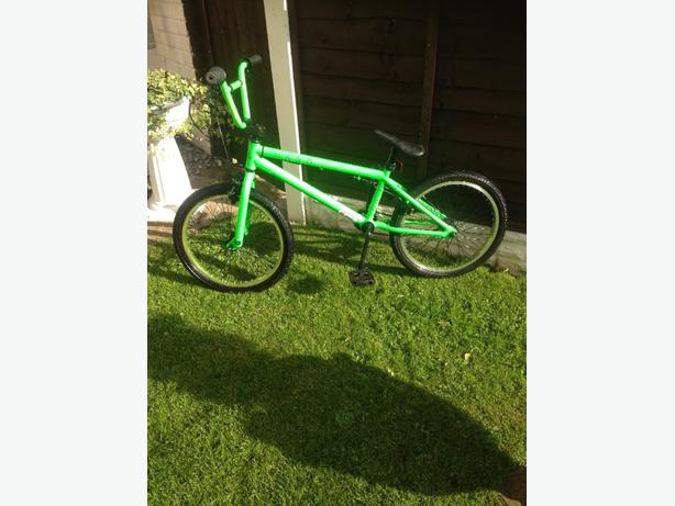 haro zx20 bright green