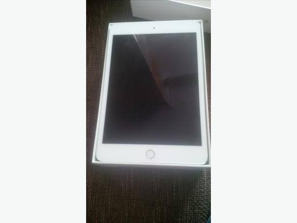 Apple IPad Mini 4 16gb Cellular Mint Boxed Open all Nets