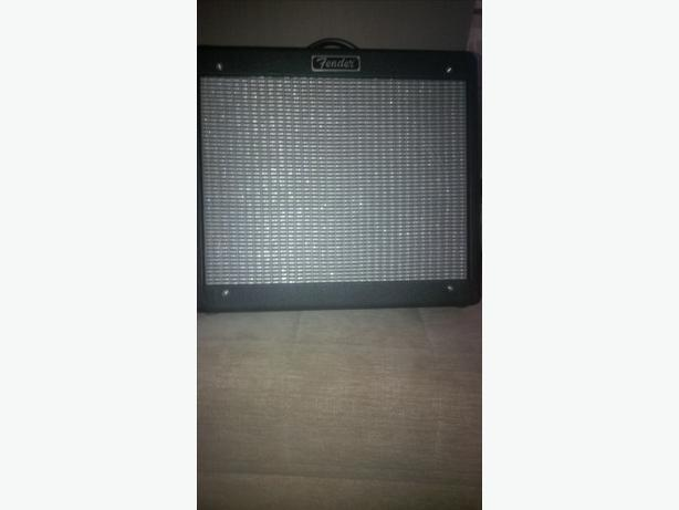 Fender Blues Junior Amp 15w Mint Home Use only