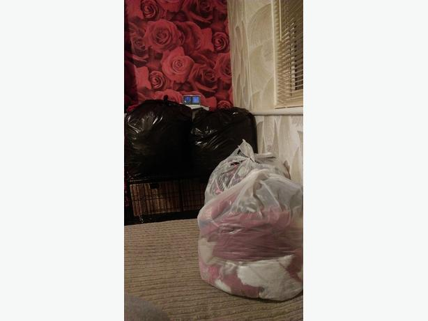 joblot of clothing