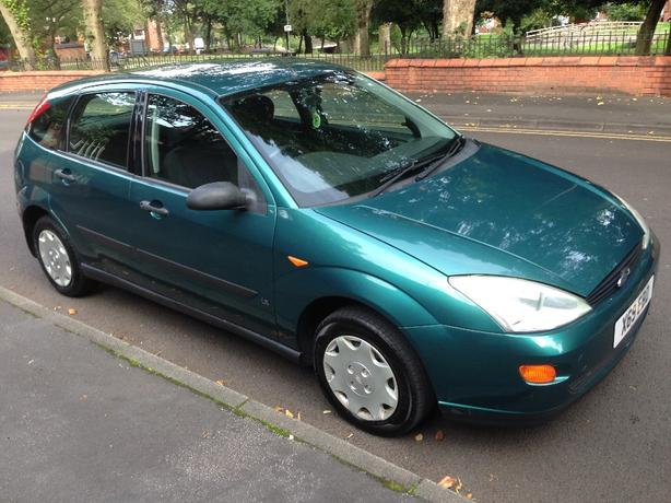 ford focus 1.8 petrol,5dr,mot jan 17