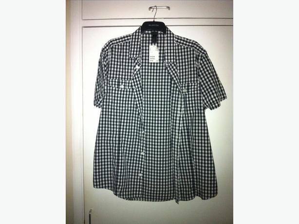 Man's H & M shirt - size XL (BNWT)