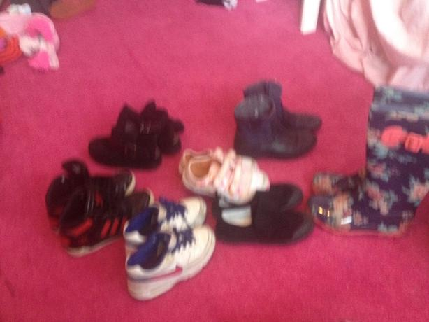 joblot girls clothes and shoes