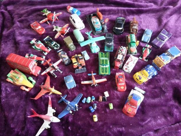 37 Disney Cars n Planes.