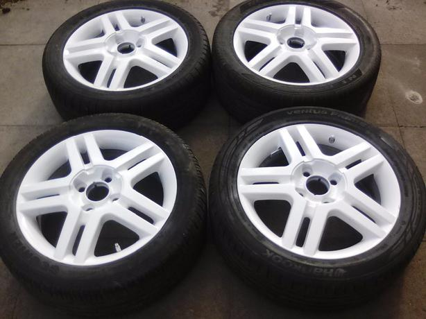 Ford 4 stud 16 inch alloys