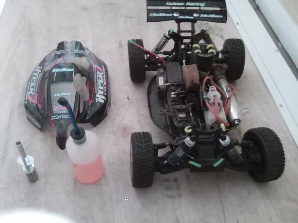 hyper 7 tq sport nitro buggy